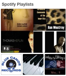 Spotify Playlists on Pinterest
