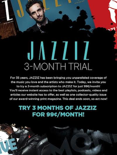 Jazziz Subscription
