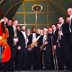 Knoxville Jazz Orchestra with Donald Brown