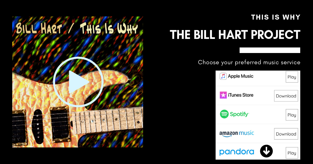The Bill Hart Project This Is Why