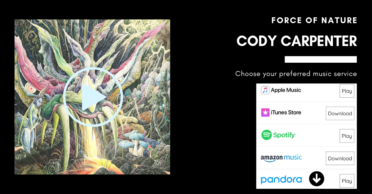 Cody Carpenter Force Of Nature