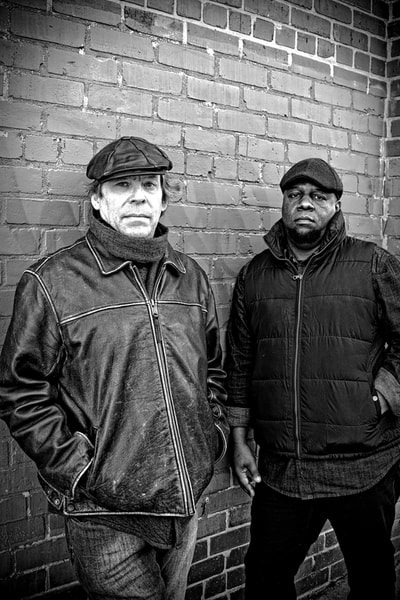 David Ellington and Chris Burroughs of Duo Elevation