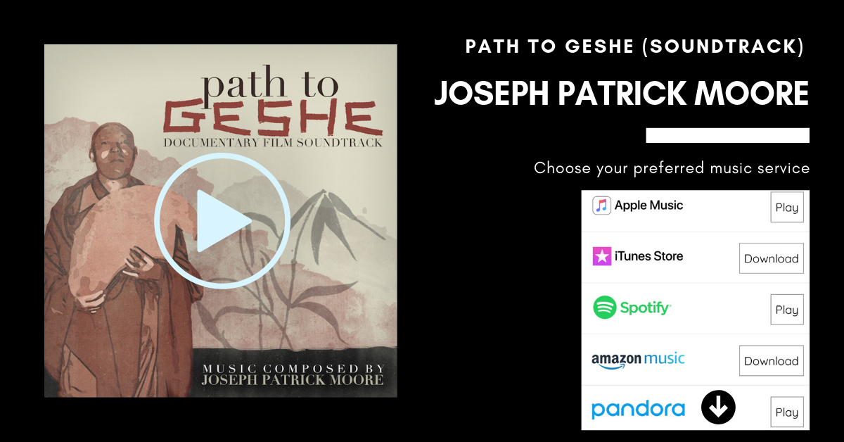 Joseph Patrick Moore Path To Geshe Documentary Film Soundtrack